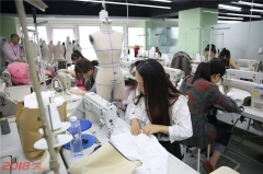 上海电脑服装设计培训上课时间